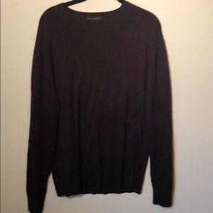 Men's silk cashmere Banana Republic sweater